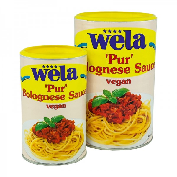 Bolognese Sauce vegan 'Pur'