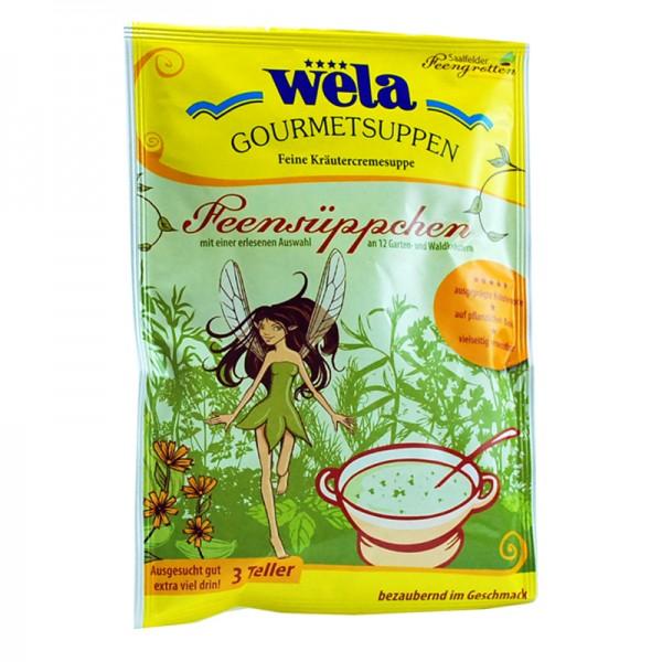 Gourmet Feine Kräutercremesuppe Feensüppchen