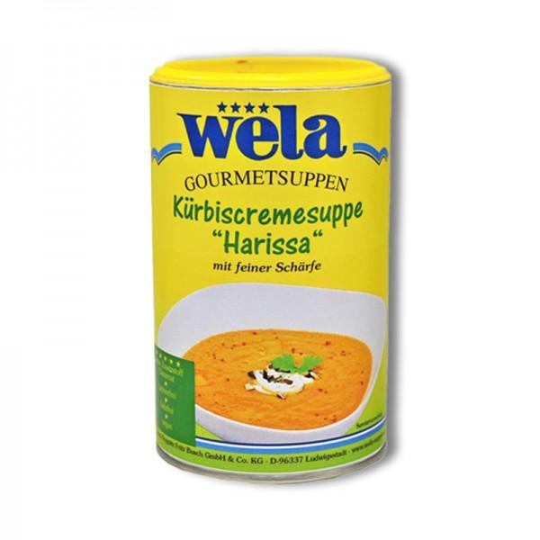 "Gourmet Kürbiscremesuppe ""Harissa"""