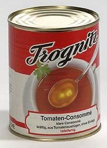 Tomaten-Consommé