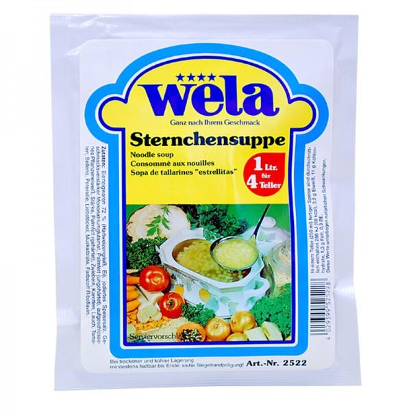 Sternchensuppe