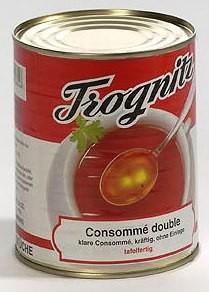 Consommé Double