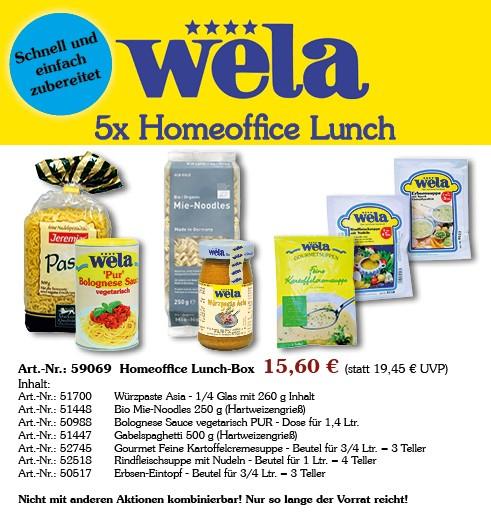 Homeoffice Lunch-Box