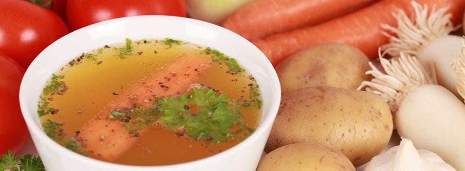 Brühen & Suppen 'Pflanzlich'