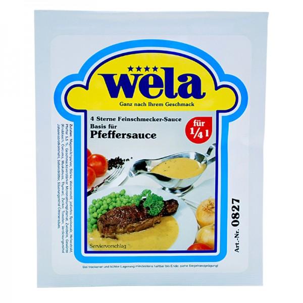 Gourmet Basis für Pfeffersauce