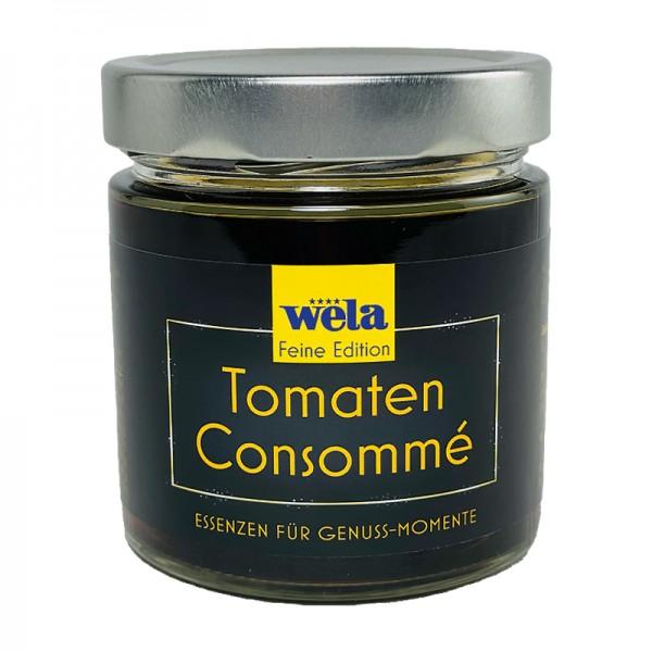 Tomaten Consommé