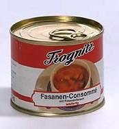 Fasanen-Consommé