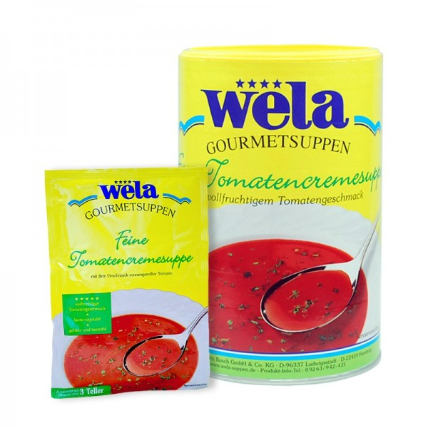 Gourmet Feine Tomatencremesuppe