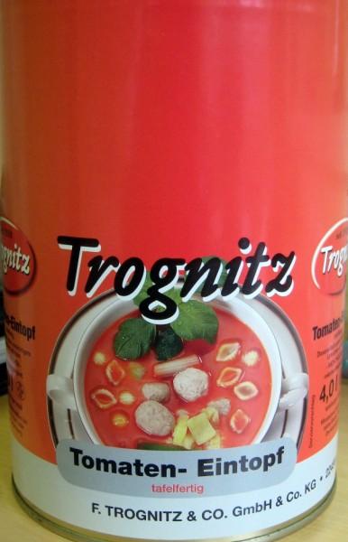 Tomaten-Eintopf