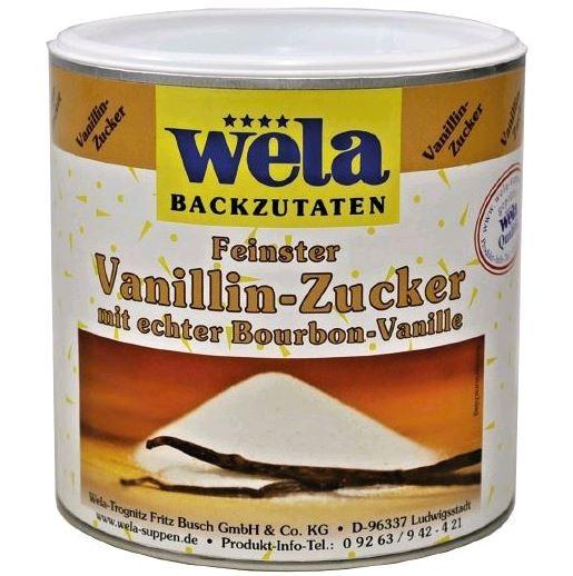 Feinster Vanillin-Zucker