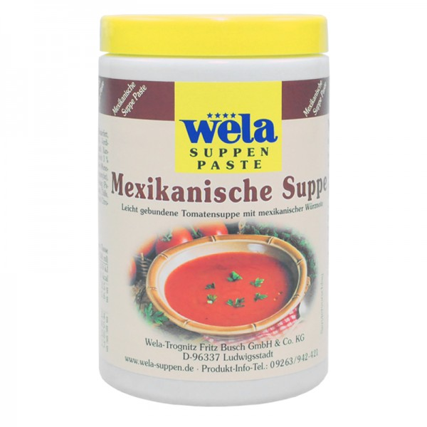 Mexikanische Suppe