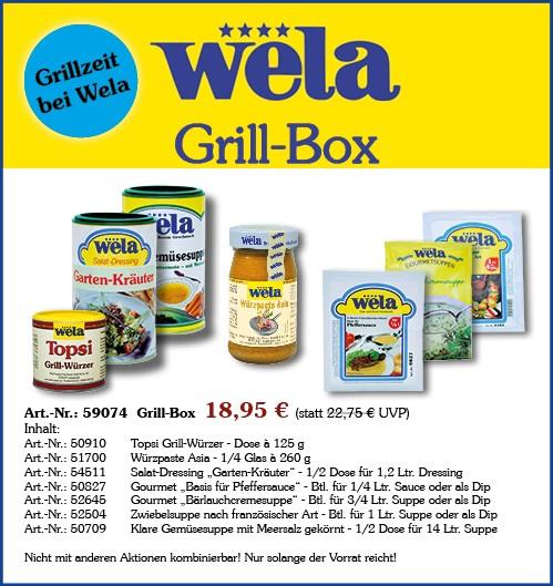 Grill-Box 2020