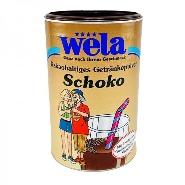Kakaohaltiges Getränkepulver Schoko