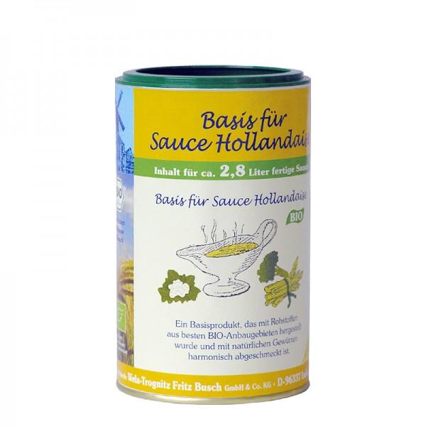 Bio Basis für Buttersauce à la Hollandaise