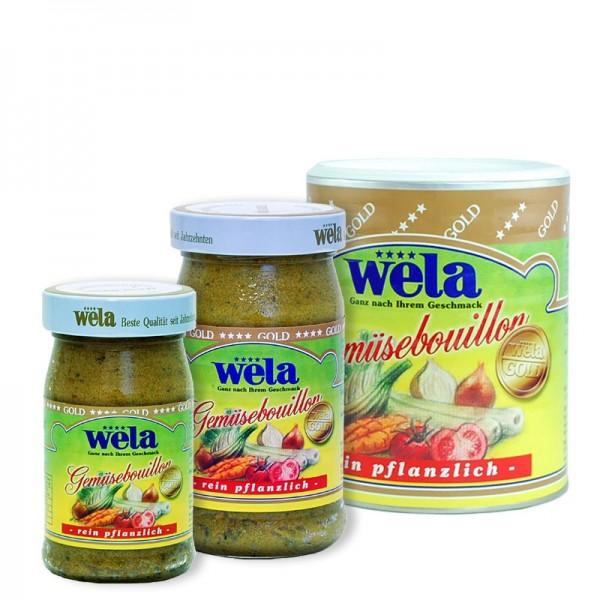 Wela-Gold Gemüsebouillon