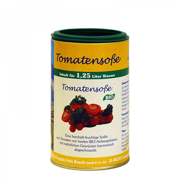Bio Tomatensoße