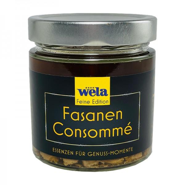 Fasanen Consommé