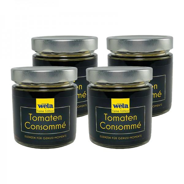 Tomaten Consommé 4-er Set