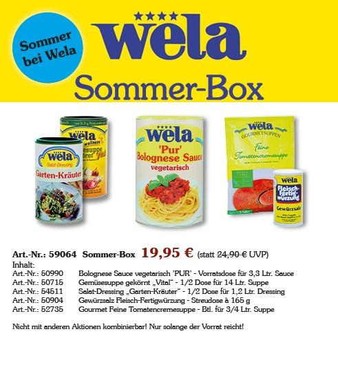 Sommer-Box 2020