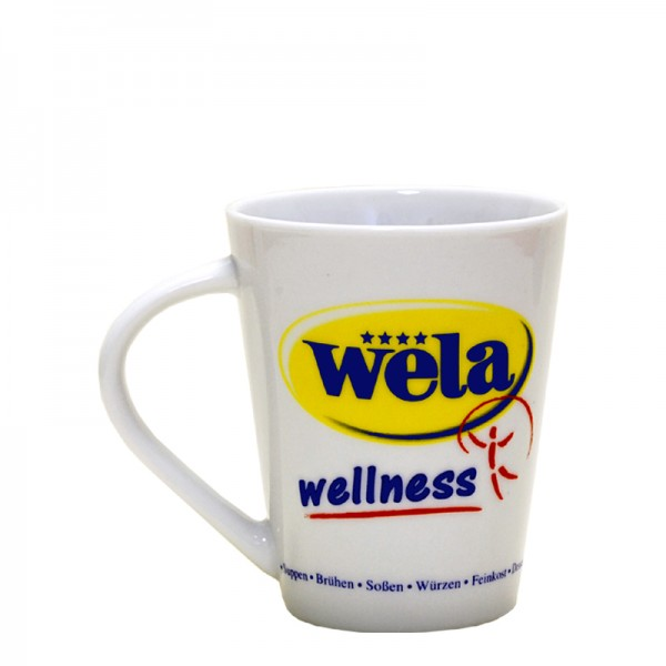 Tasse 'Wela-wellness'