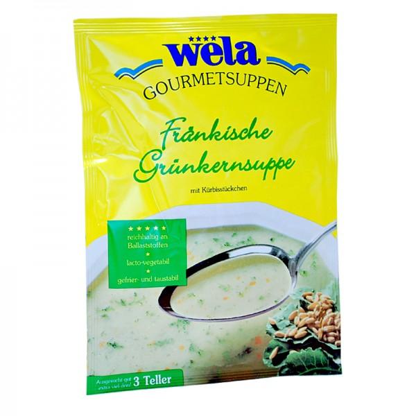 Gourmet Fränkische Grünkernsuppe